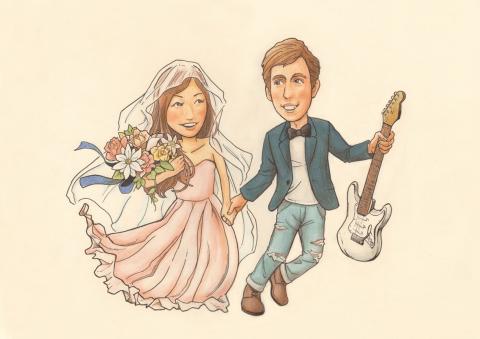 Wedding Board 201604