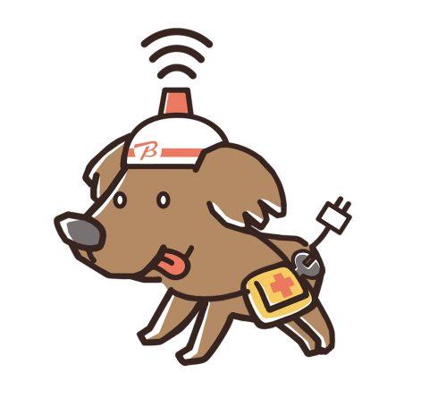 ビックカメラ サポートサービス・キャラクター
